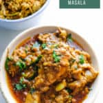 Spicy Chettinad Pepper Chicken Masala