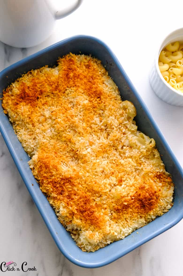 Baked Mac And Cheese Nithi S Click N Cook
