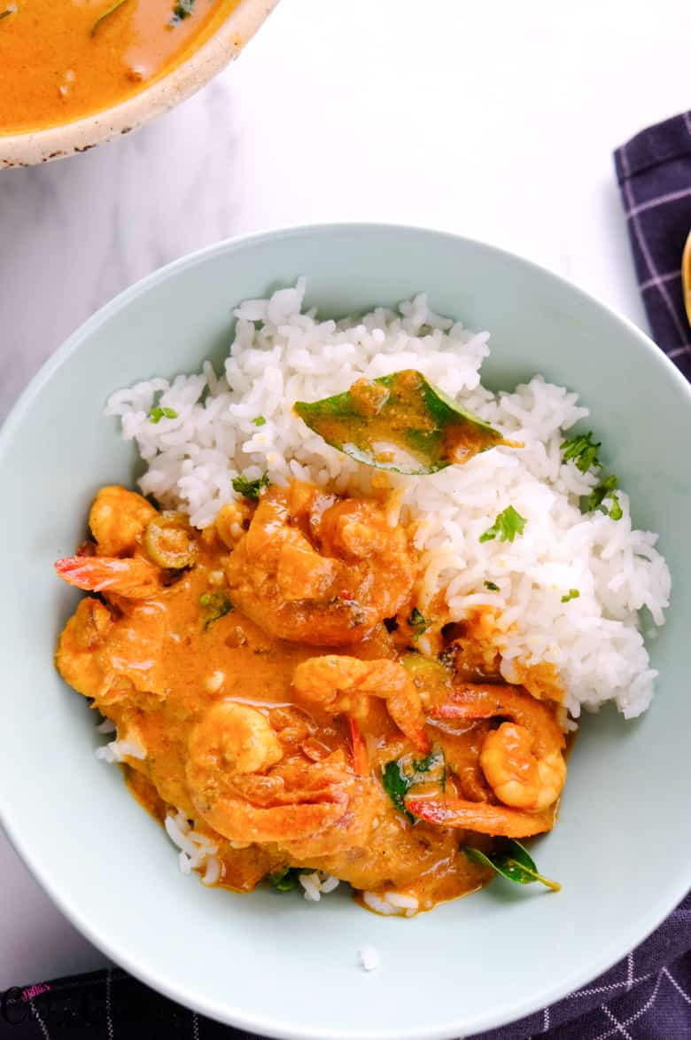 Goan Prawn Curry -16