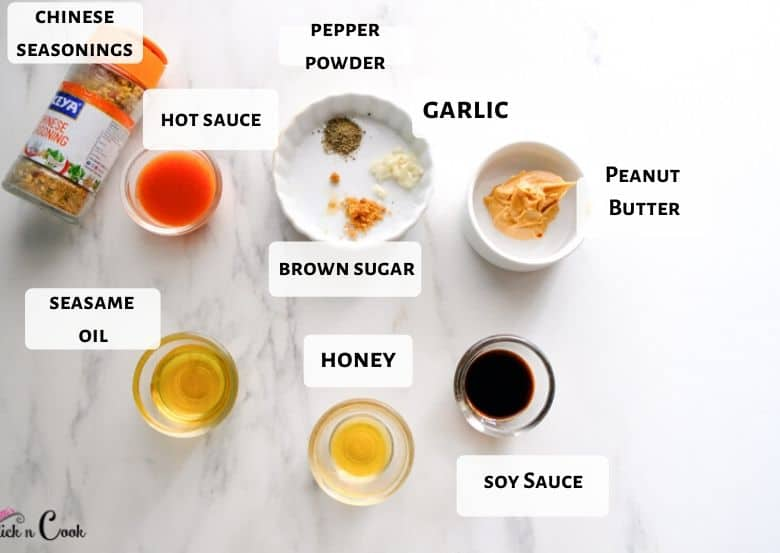 hoisin sauce ingredients