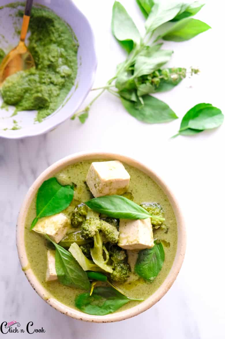 thai green curry -12